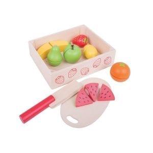 BIGJIGS owoce do krojenia