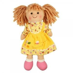 BIGJIGS: Lalka Daisy 28cm