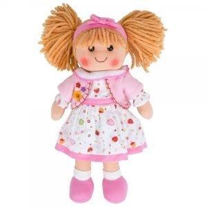 BIGJIGS: Lalka Kelly 34cm