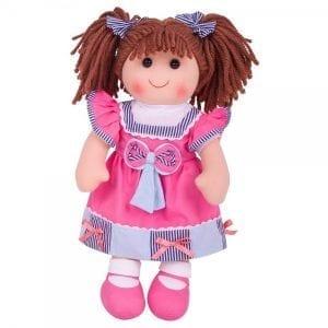 BIGJIGS: Lalka Emma 38cm
