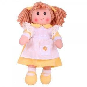 BIGJIGS: Lalka Lucy 38cm