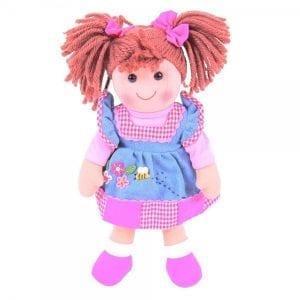 BIGJIGS: Lalka Melody 34cm