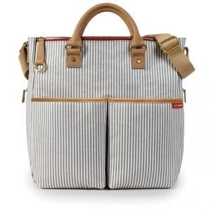 skip hop: Torba Duo special edition French Stripe