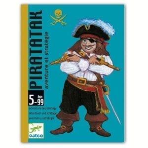 djeco: Gra karciana Piratatak 5+