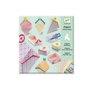 djeco: zestaw origami pudełeczka 5+