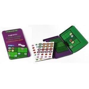 Purple cow: gra Magnetyczna Sudoku kształty
