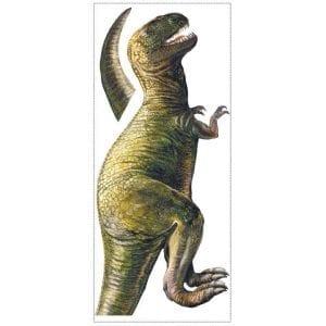 ROOMMATES: dinozaur xl Naklejka wielokrotnego użytku