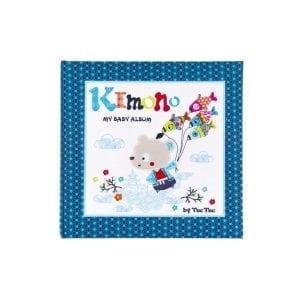 tuc tuc: kimono boy album DZIECKA