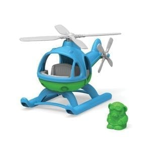 green toys helikopter niebieski