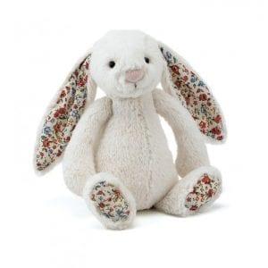 JellyCat - króliczek kremowy 31 cm