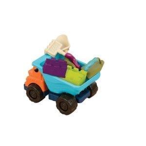 B.TOYS ciężarówka z akcesoriami do piasku