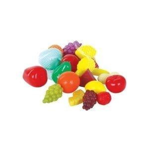 Zestaw owoców - 21 szt