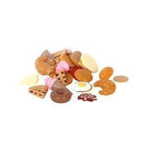 Gowi: zestaw ciastek i pieczywa - 33 szt