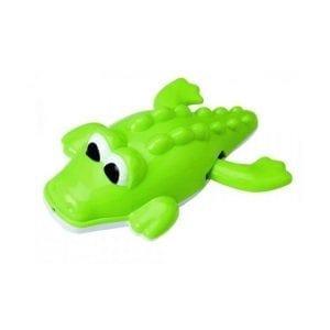 Alex: nakręcany krokodyl do kąpieli