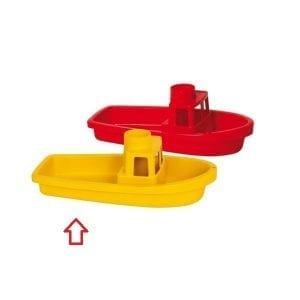 gowi: Łódka do zabawy w wodzie żółta