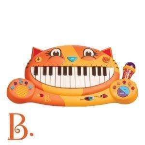 B.TOYS pianinko kotek