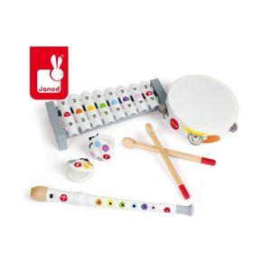 janod: Zestaw instrumentów Confetti