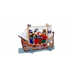 Londji: teatrzyk z marionetkami - piraci