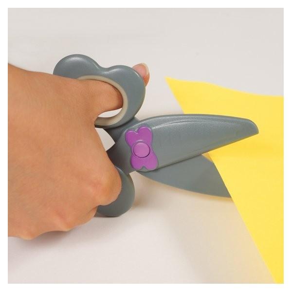 aladine: Colors Cut Nożyczki plastikowe