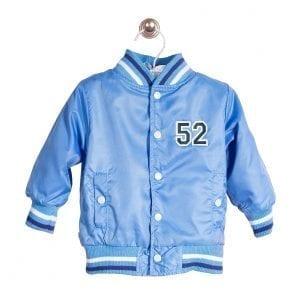 PT: niebieska kurtka, 74CM / 9M