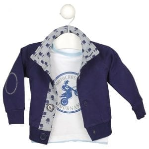 PT: bluza hipster, 110cm / 5l