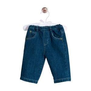 PT: jeansy z polarkiem, 92cm / 24m