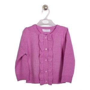PT: fiołkowy sweterek, 98cm / 3l