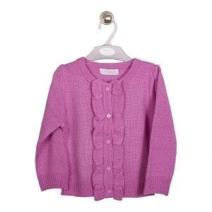 PT: fiołkowy sweterek, 104cm / 4l