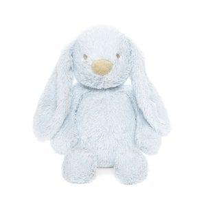 TEDDY: KRÓLIK Lolli błękit 37cm