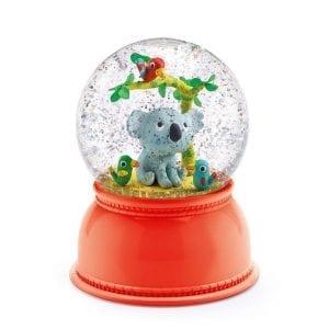 djeco lampka kula śnieżna kali koala