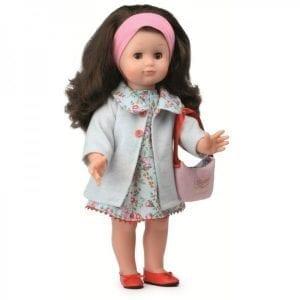 Petitcollin: lalka Emilia 39cm