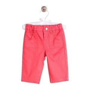 PT: MALINOWE spodnie, 62cm / 3m