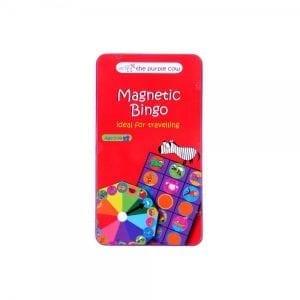 Purple Cow: Gra magnetyczna Bingo