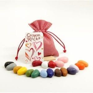 Crayon Rocks: Kredki 20 szt. VALENTINE BAG
