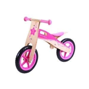 BIGJIGS: rower biegowy różowy