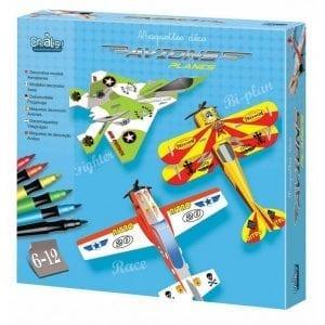 CREA LIGN: modele samolotów do złożenia