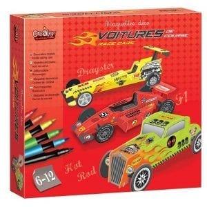 CREA LIGN: modele samochodów do złożenia
