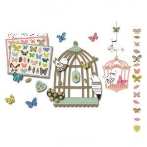 Mon petit art: zestaw bird house