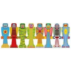 Mon petit art: zakładki ROBOTS