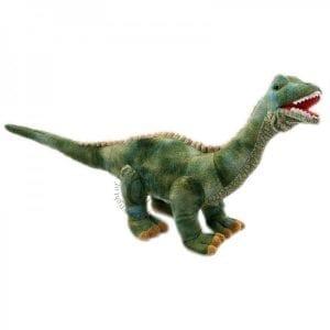 PuppetComp: brontozaur pacynka