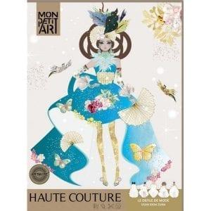 Mon petit art: zestaw haute couture DEFILE