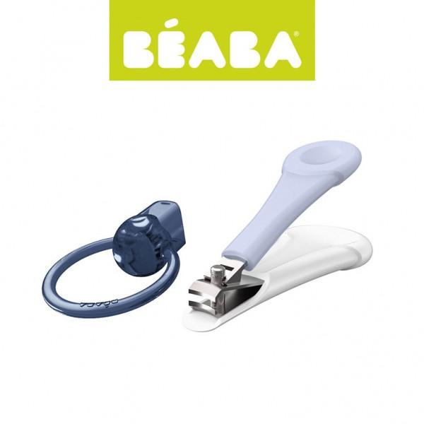 Beaba Obcinacz do paznokci w etui mineral