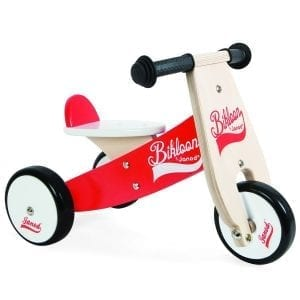 JANOD: rower trójkołowy 12m+