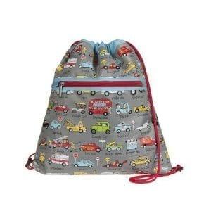 Tyrrell Katz: auta - worek / plecak