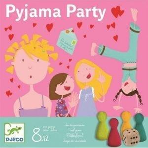 djeco: gra piżama party 7+