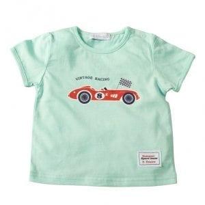 PT: t-shirt racing 74cm / 9m