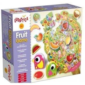 ludattica: zestaw 4 gier