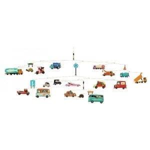 djeco: mobil DEKO samochody