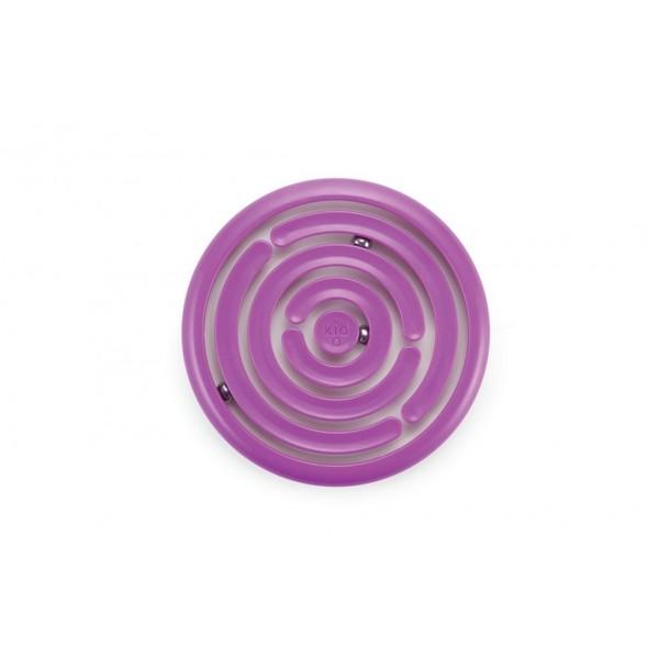 KIDO: Labirynt z kulkami Marble Maze fioletowy