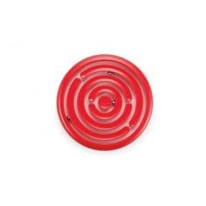 KIDO: Labirynt z kulkami Marble Maze czerwony